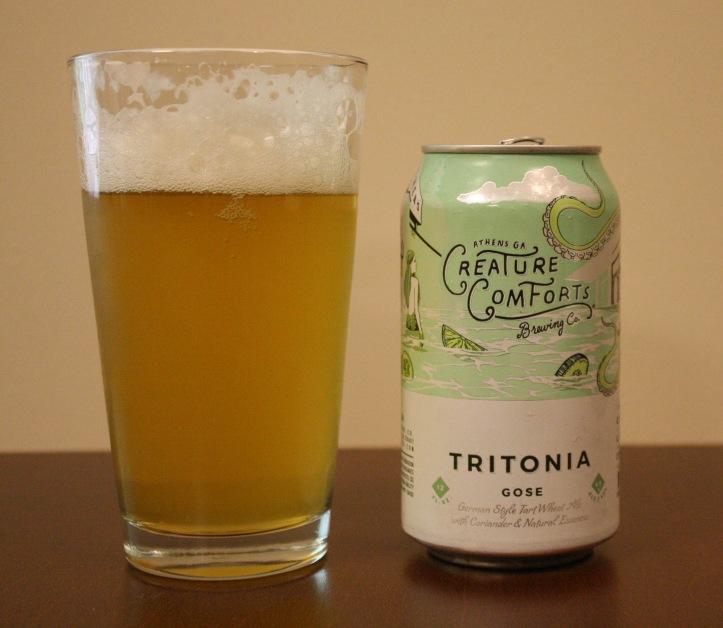 Creature Comforts Tritonia Gose