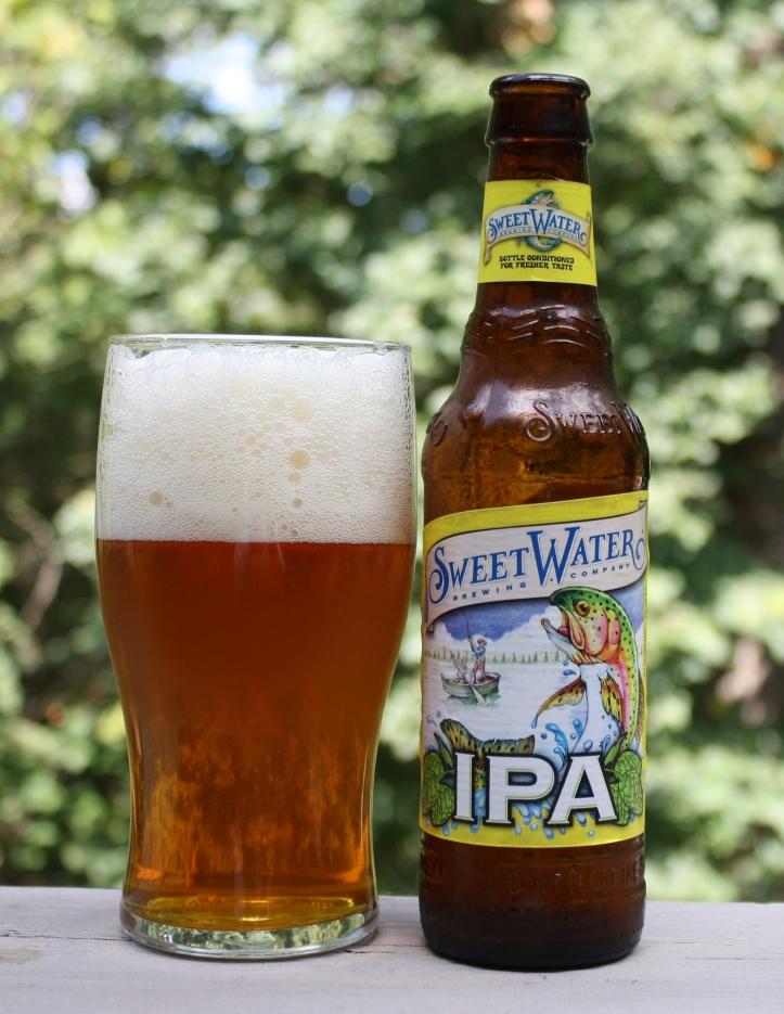 Sweetwater IPA 2
