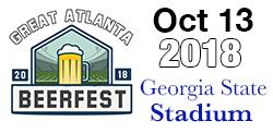 2018 Great Atlanta Beer Fest