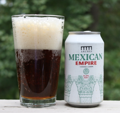 Arches Mexican Empire Vienna Lager