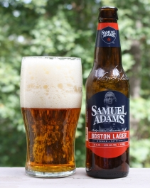 Samuel Adams Boston Lager - A Vienna Style Lager