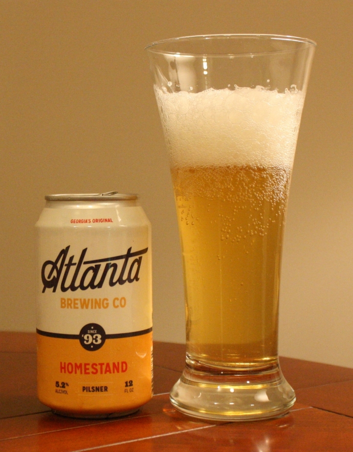 Atlanta Brewing Co. Homestand