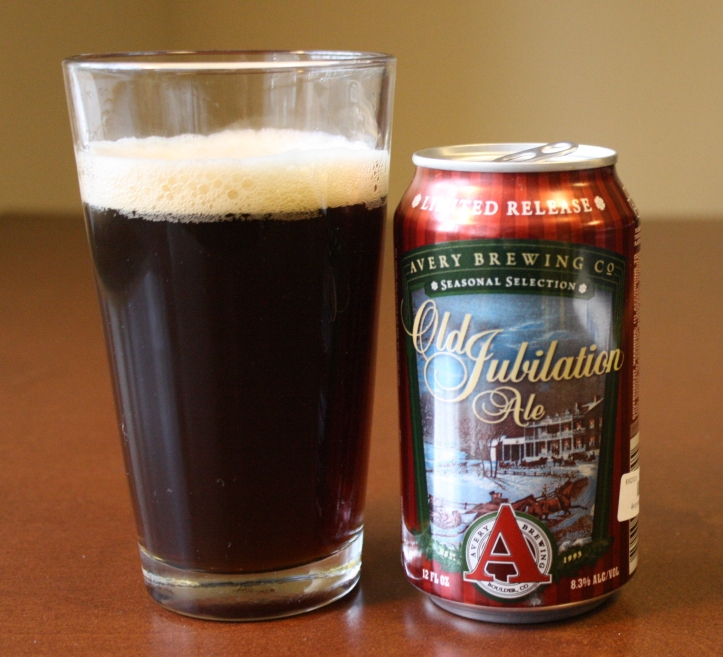 Avery Old Jubilation Ale