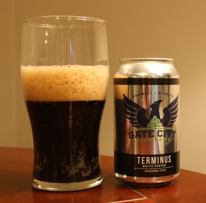 Gate City Terminus Baltic Porter